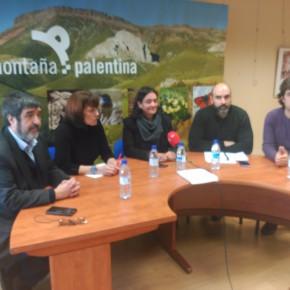 Mª Francisca Peña se muestra satisfecha con la propuesta del director general de salud pública