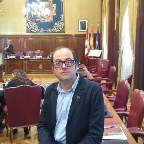 Ciudadanos informa a la Diputación sobre deficiencias en la línea FEVE León - Bilbao