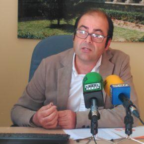 Juan Cruz Vidal ha solicitado a la CHD la limpieza del arroyo a su paso por Villalobón