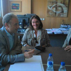 Ciudadanos trasladasu preocupación sobre el futuro de la residencia de mayores de Cervera al Director General de Familia