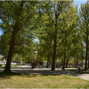Ciudadanos propone mejoras para las zonas verdes de Aguilar de Campóo