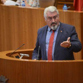 """José Ignacio Delgado: """"Ser responsable es adelantarse a los escenarios y haber apostado antes por dinamizar comarcas"""""""