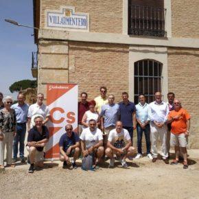 Cs defiende el potencial de desarrollo económico que tiene el patrimonio cultural en la provincia de Palencia